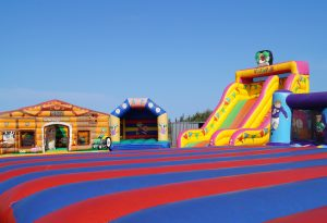 Bounce house rentals offer tons of fun for your guests